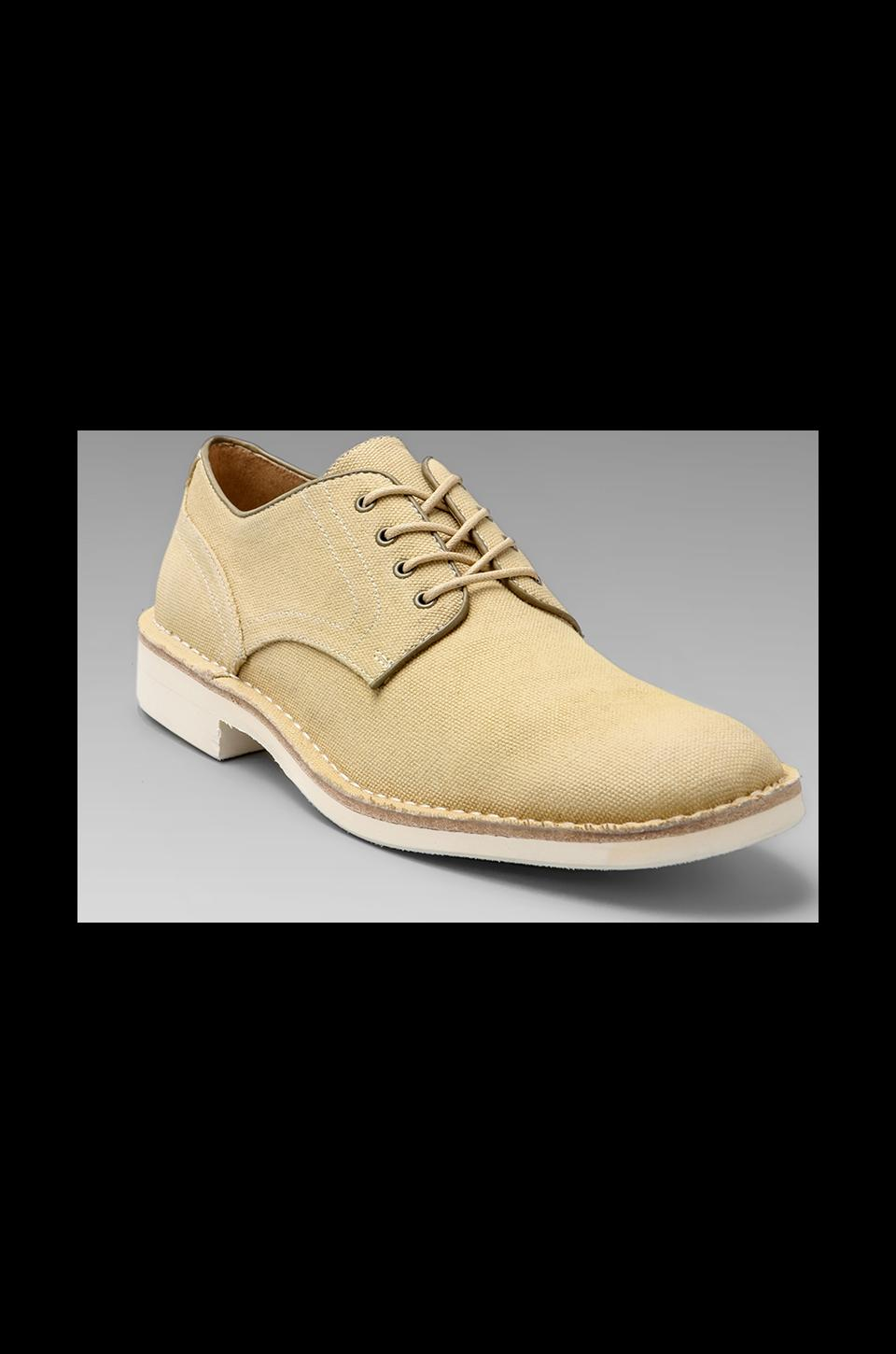 John Varvatos Star USA Sid Canvas Derby in Bamboo