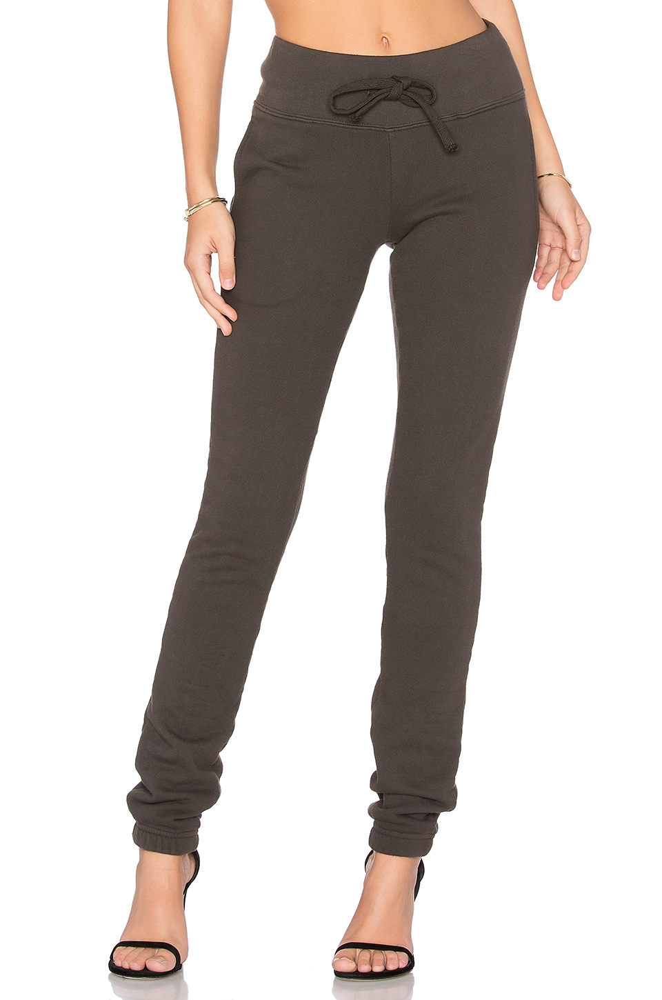 JOAH BROWN Walk This Way Pant in Charcoal