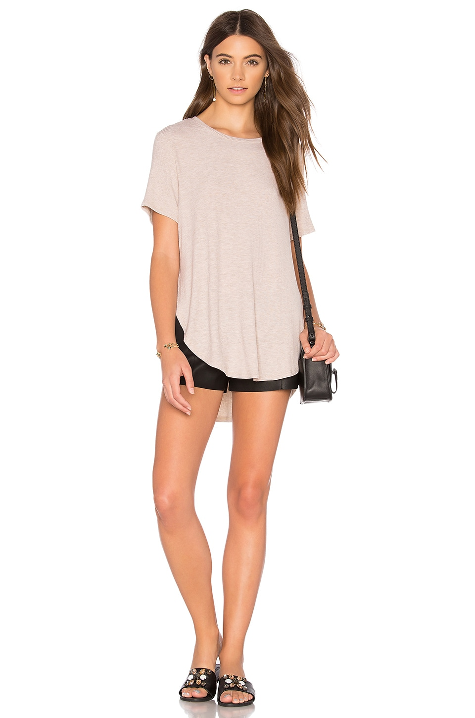 Live In Slouchy Tee by Joah Brown