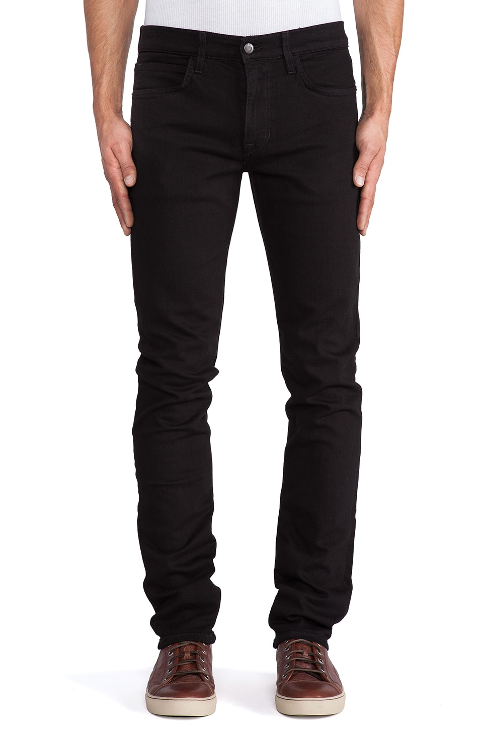 Joe's Jeans Slim Fit in Jet Black