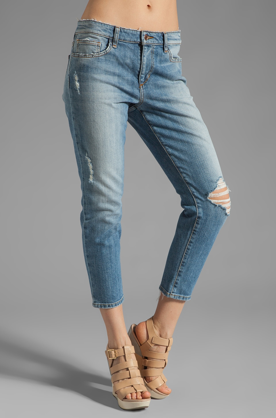 Joe's Jeans Slouchy High Water in Cooper