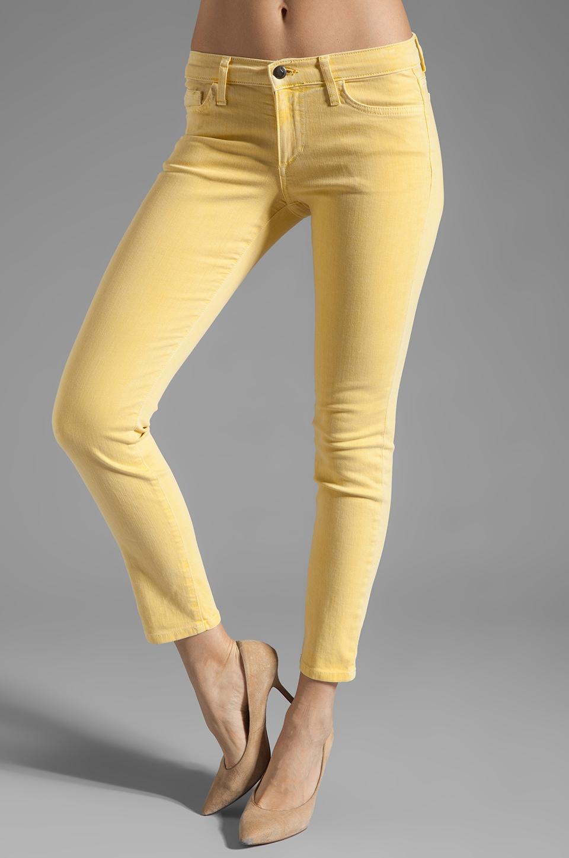 Joe's Jeans Straight Ankle in Mustard