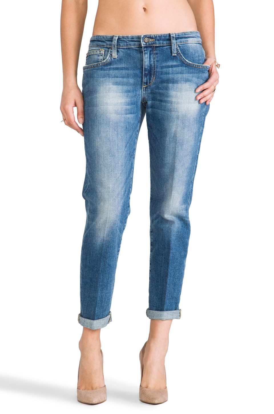 Joe's Jeans Easy High Water in Jaide