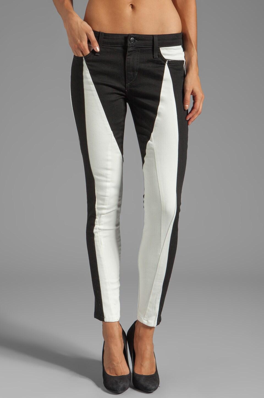Joe's Jeans Seamstress Ankle Skinny in Tansy