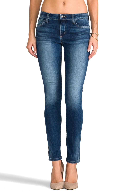 Joe's Jeans Rolled Ankle Skinny in Corinne