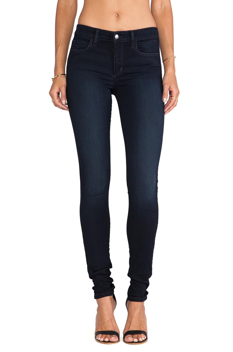 Joe's Jeans Mid Rise Legging in Piper