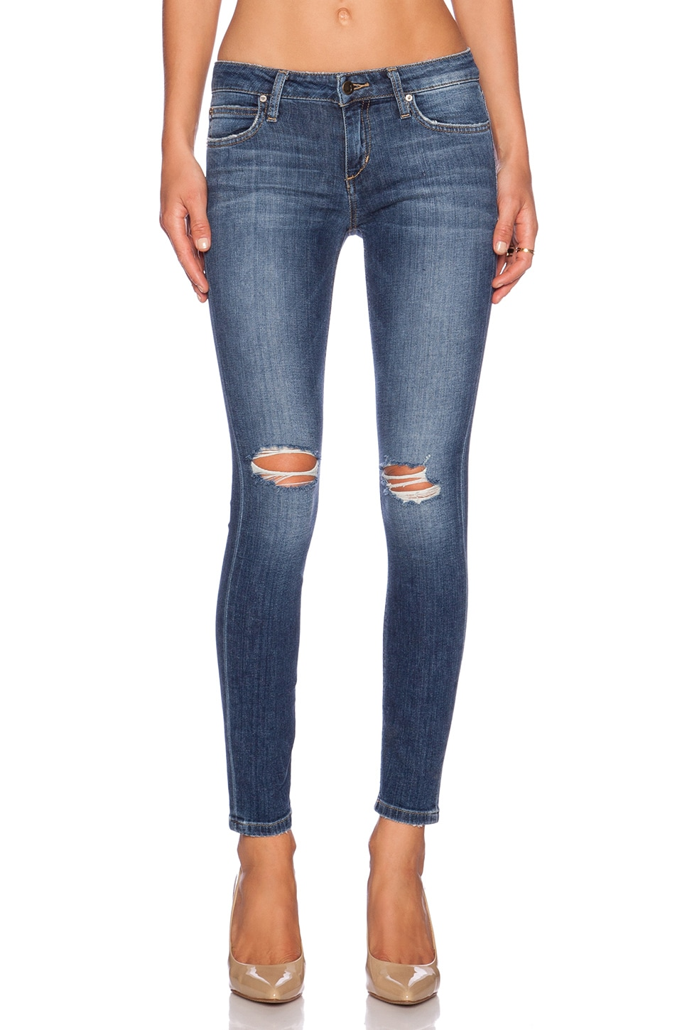Joe's Jeans The Icon Skinny Ankle in Terra