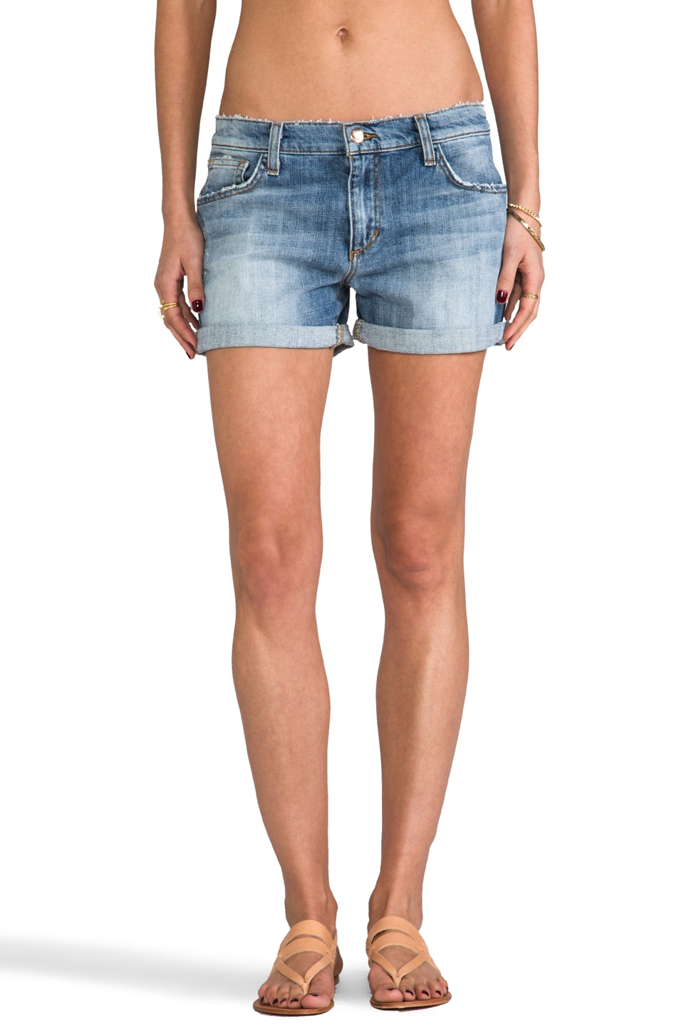 Joe's Jeans Slouchy Short in Cooper
