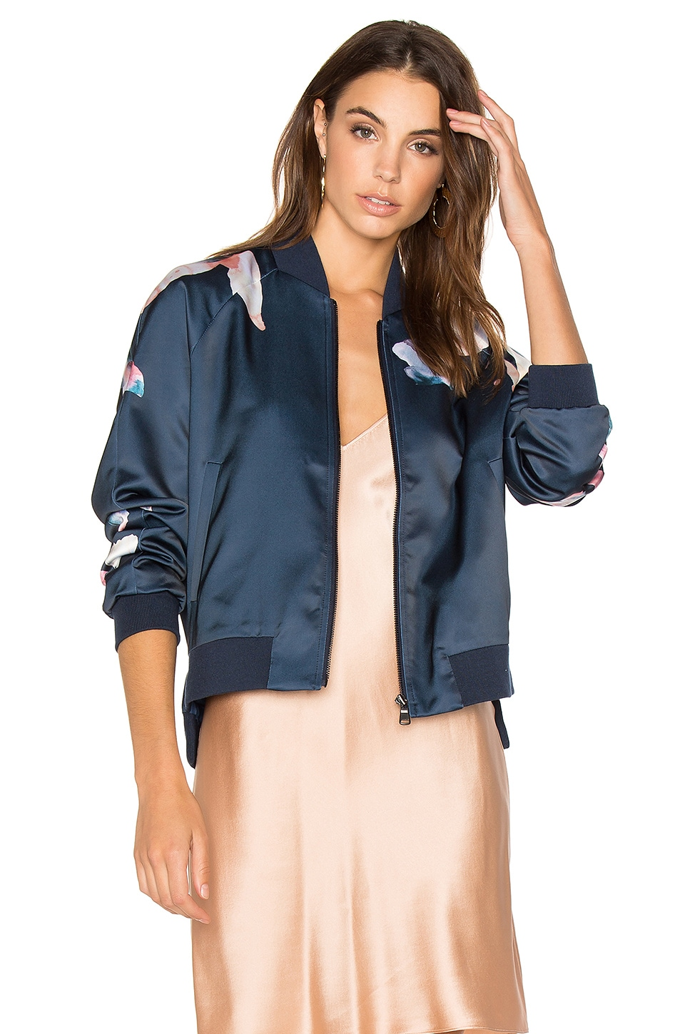 Elsie Bomber Jacket by Joe's Jeans