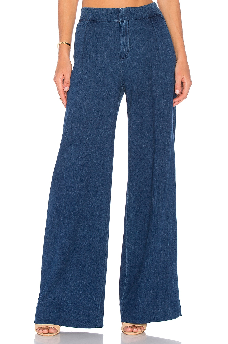 Bessie Wide Leg Trouser by Joe's Jeans