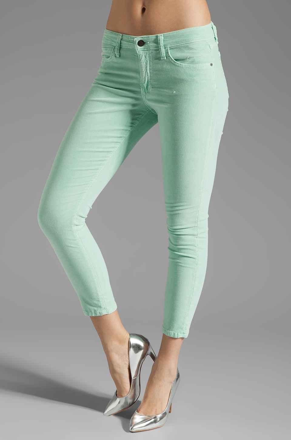 Joe's Jeans The High Water in Menthol