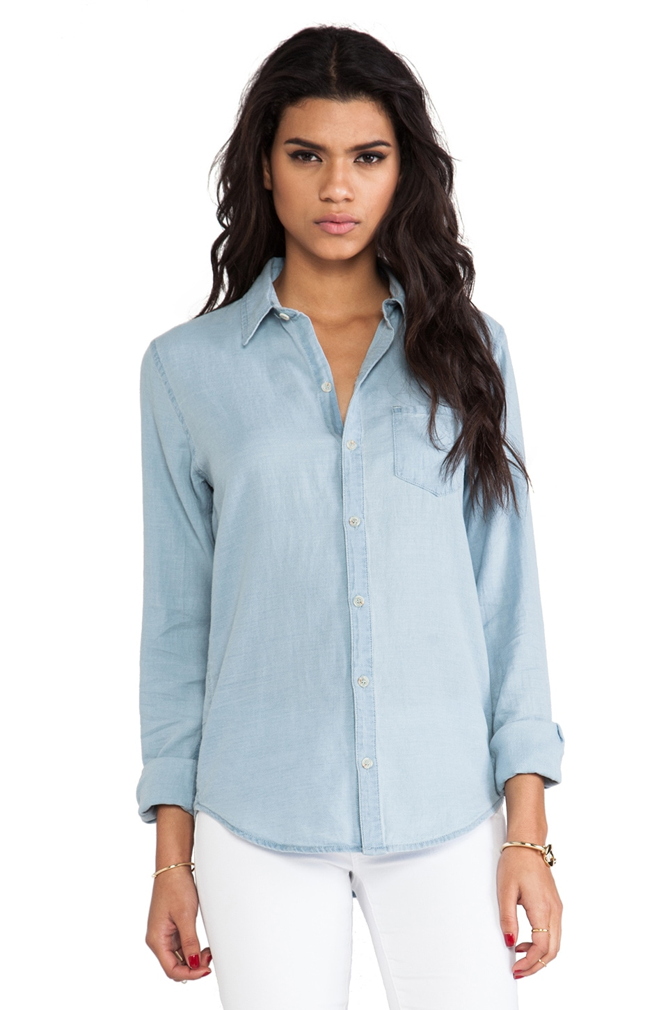 Joe's Jeans Relax Shirt in Kate