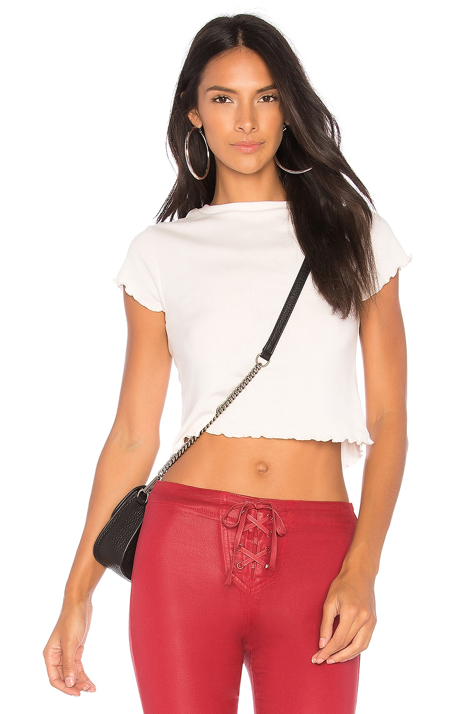 X Taylor Hill Baby Tee
