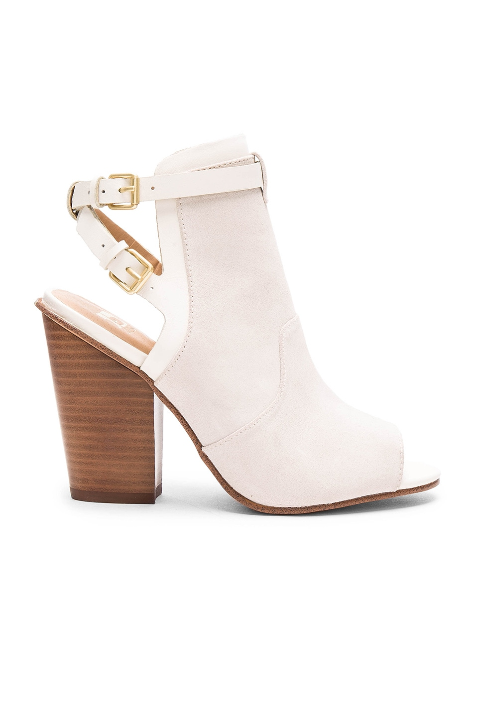 Joe's Jeans Ghost II Heel in Cream