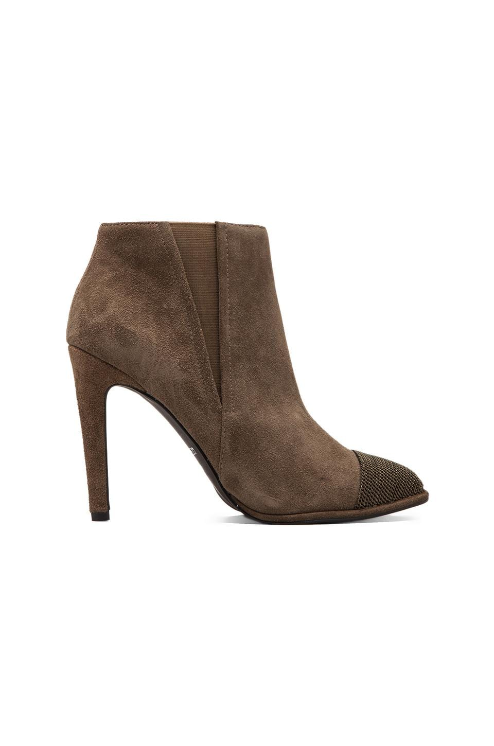 Joe's Jeans Jenny Bootie in Taupe
