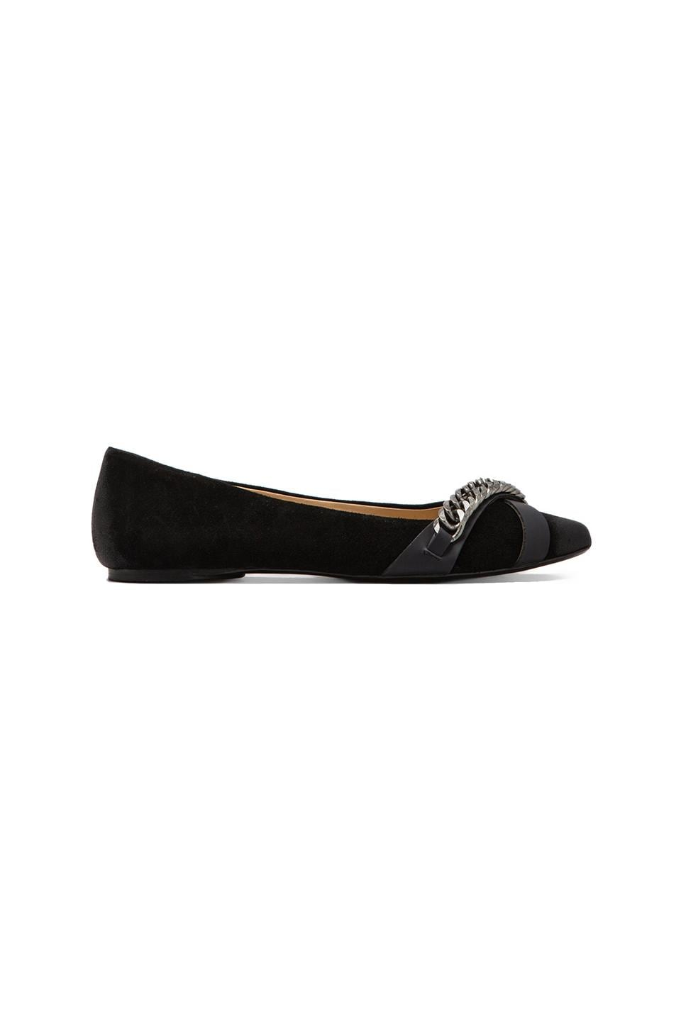 Joe's Jeans Josie Flat in Black