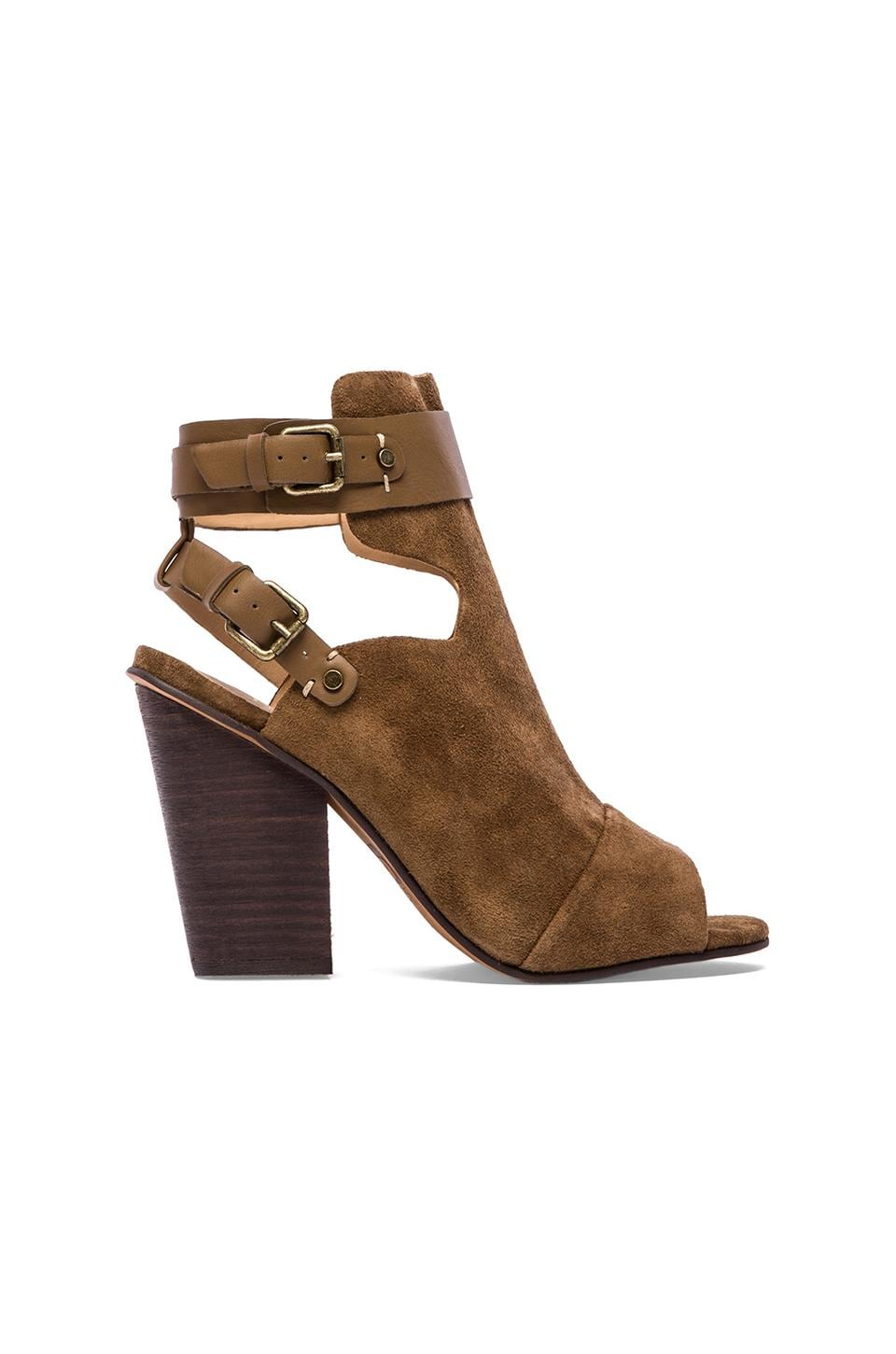 Joe's Jeans Belove Bootie in Khaki