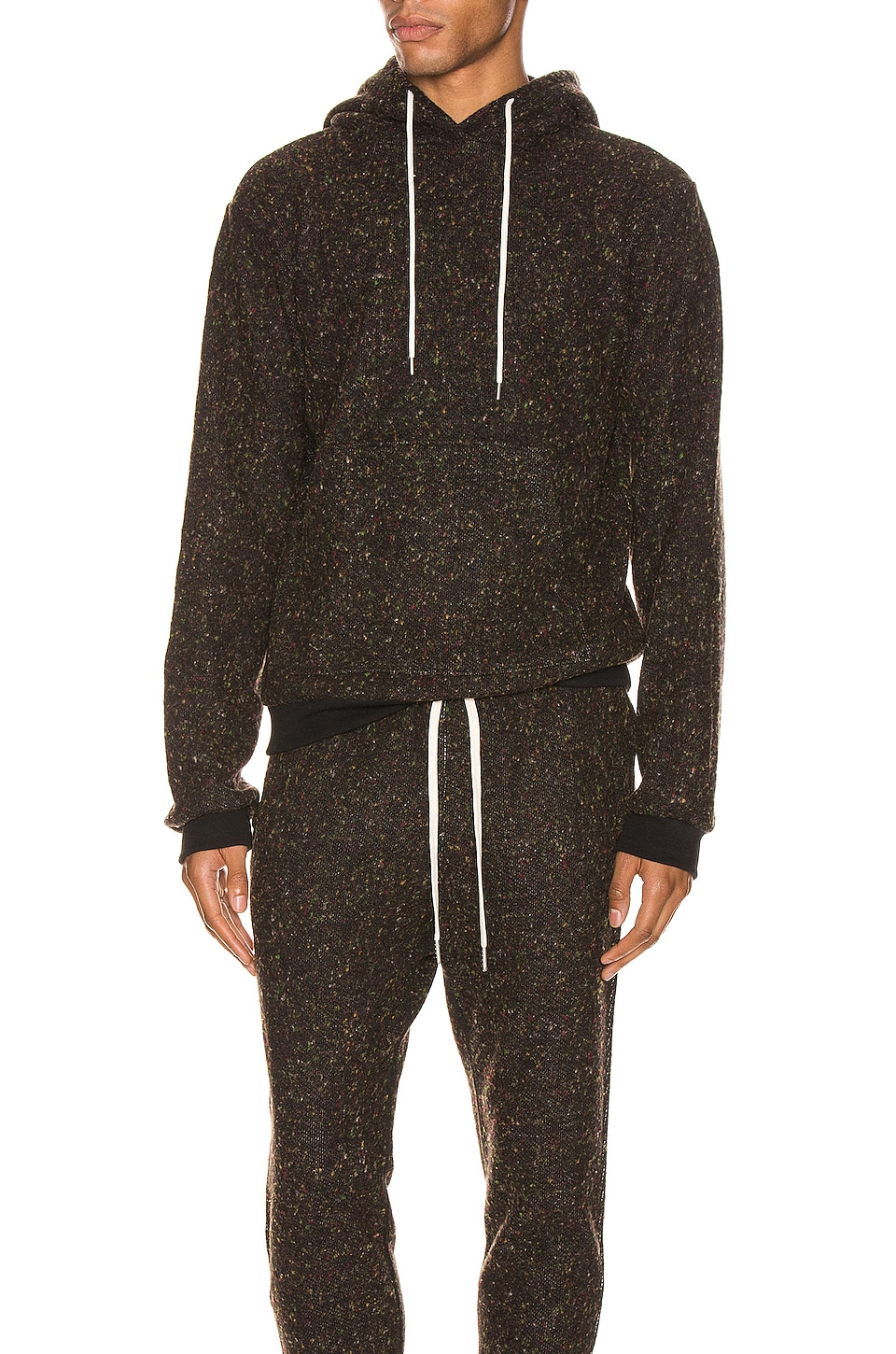 John Elliott Accessories Fireside Beach Hoodie
