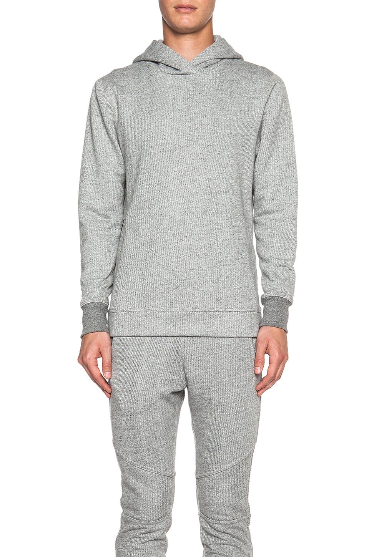 JOHN ELLIOTT Hooded Villain in Grey