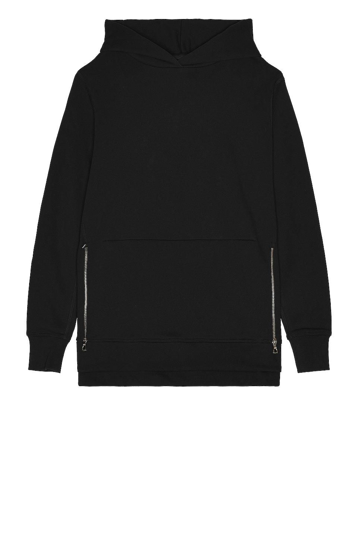 JOHN ELLIOTT Hooded Villain in Black