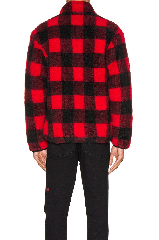 John Elliott Accessories Polar Fleece Zip Up