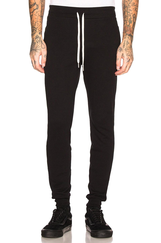 JOHN ELLIOTT Rio Sweatpants in Black