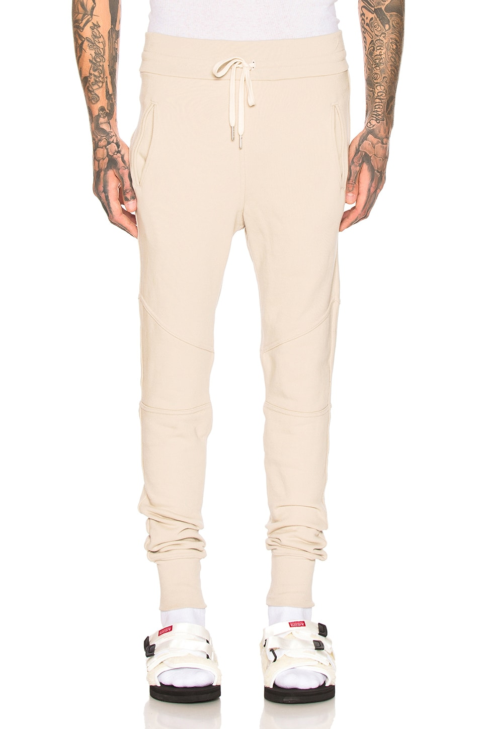 JOHN ELLIOTT PANTALON SWEAT ESCOBAR