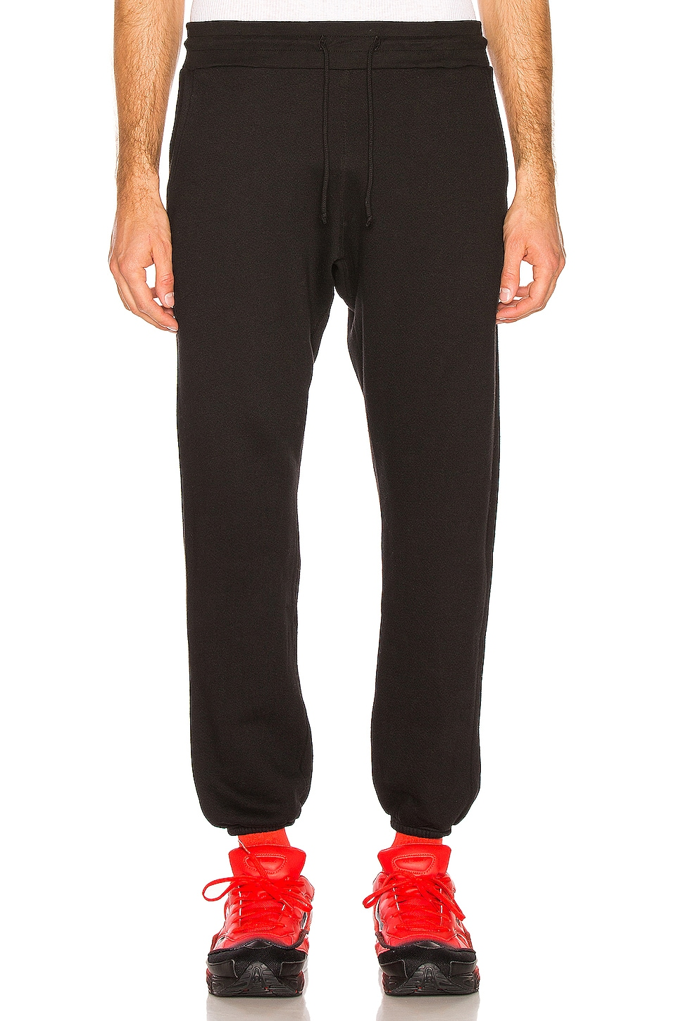 JOHN ELLIOTT Vintage Fleece Sweatpants in Vintage Black