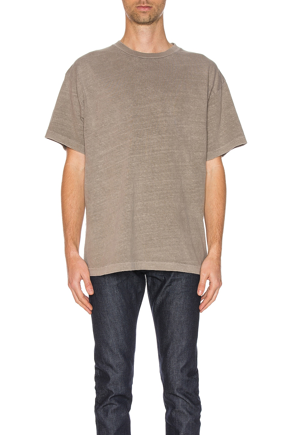 JOHN ELLIOTT University Tee in Mocha
