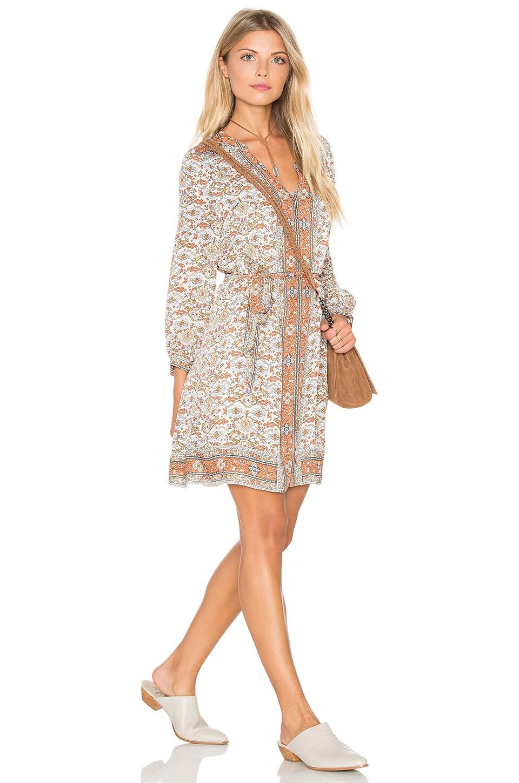 Joie Teedra Silk Dress in New Moon