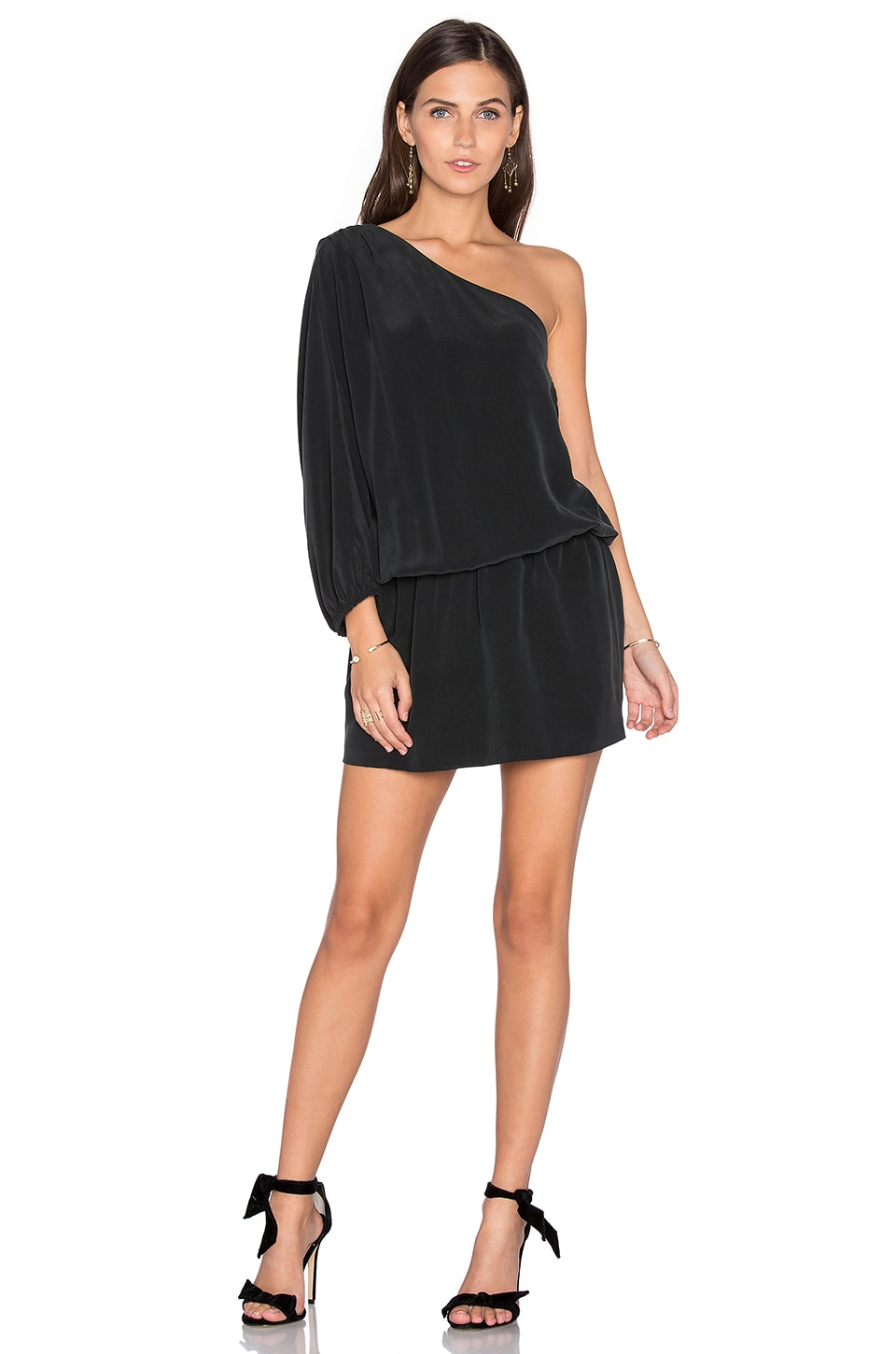 Ashton One Shoulder Dress by Joie