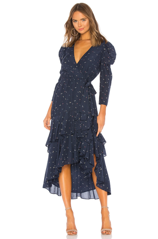 Joie Miraly Dress in Midnight