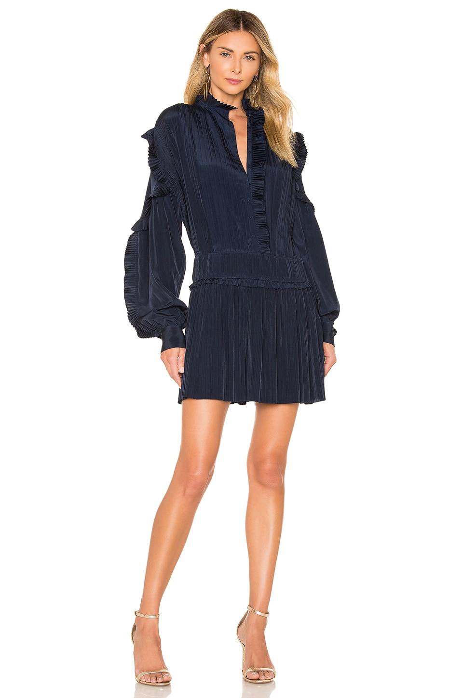 Joie Jazelle Dress in Midnight