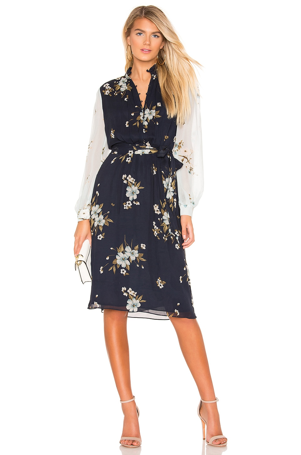 Joie Abbryana Dress in Cleadon
