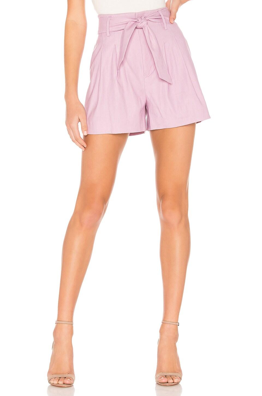 Joie Kaylei Short in Lavender Rose