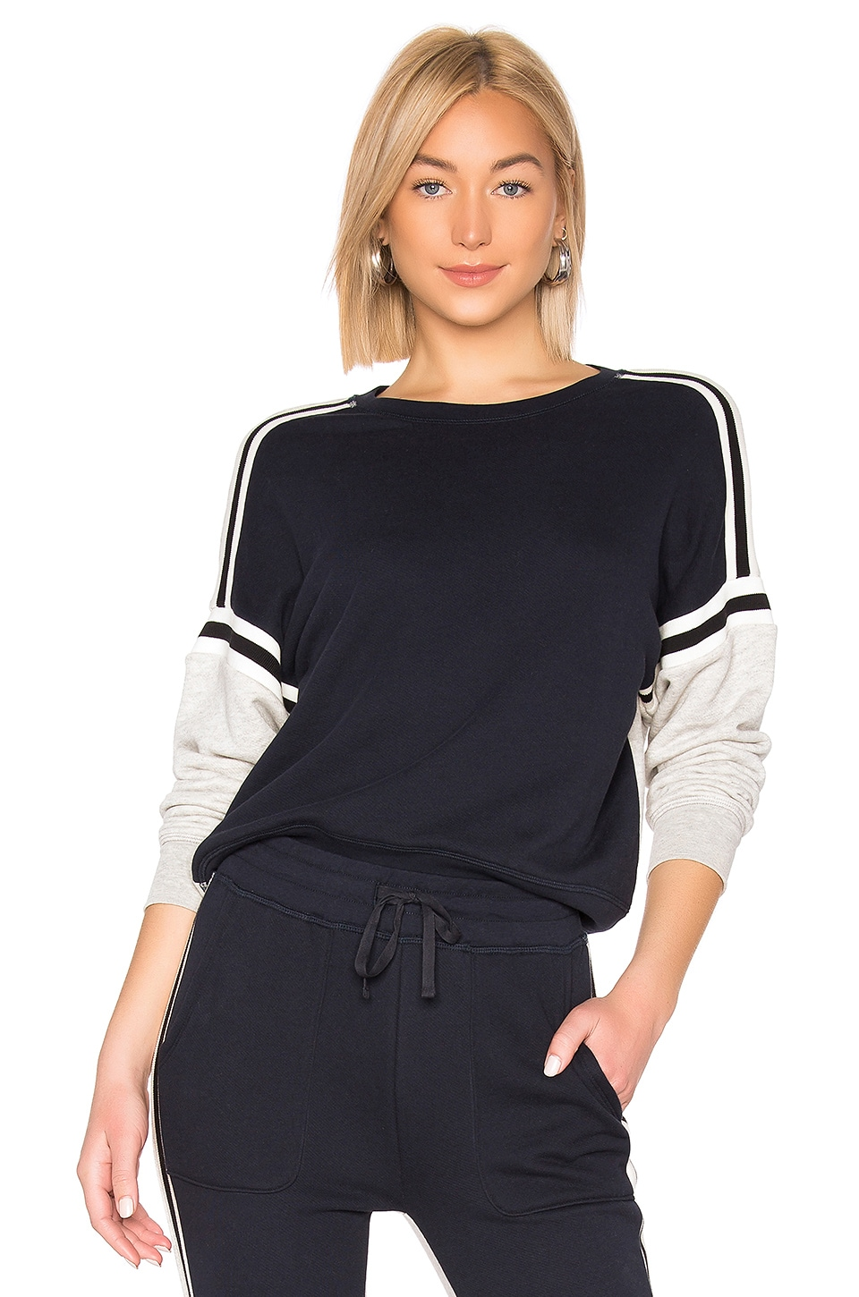 Joie Macrina Pullover in Midnight