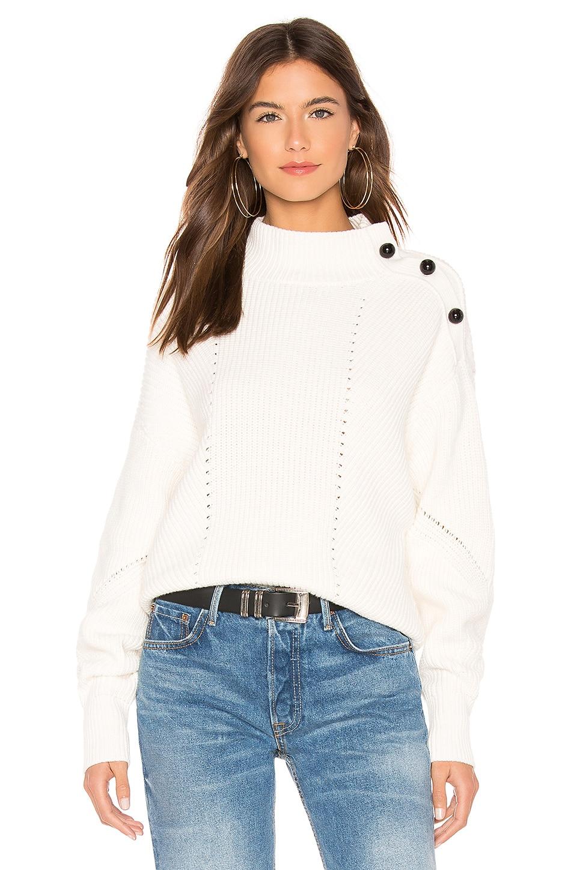 Joie Lusela Sweater in Porcelain