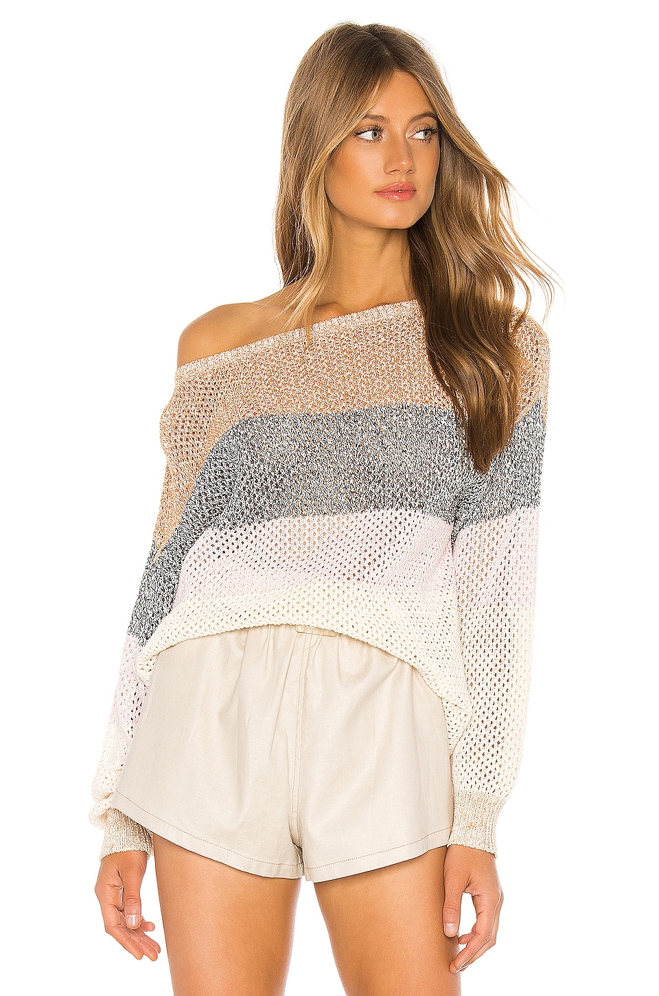 Joie Deroy B Sweater in Multi
