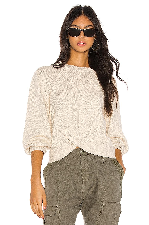 Joie Stavan Sweater in Flax