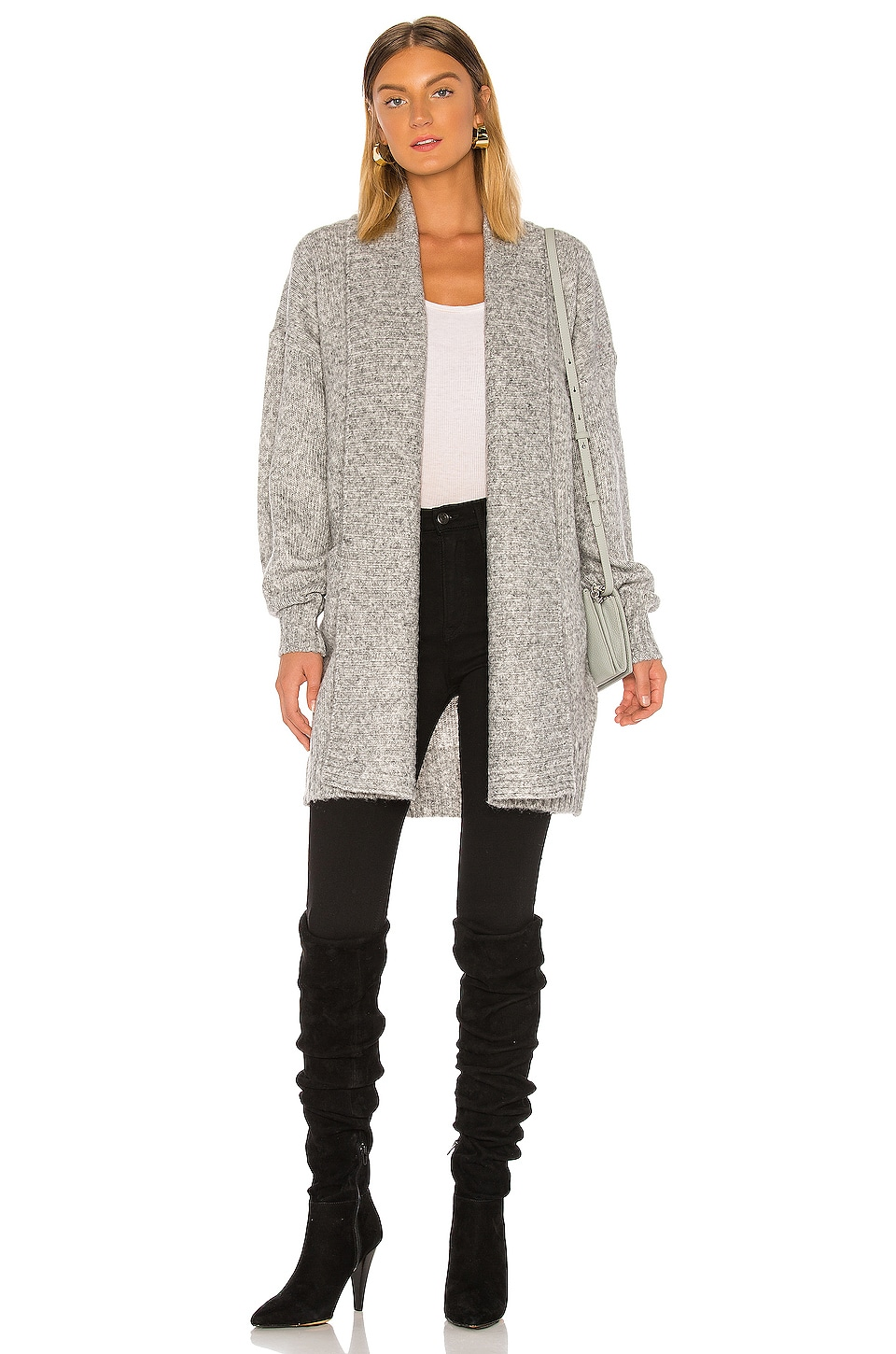 Joie Gwenna Cardigan in Deco