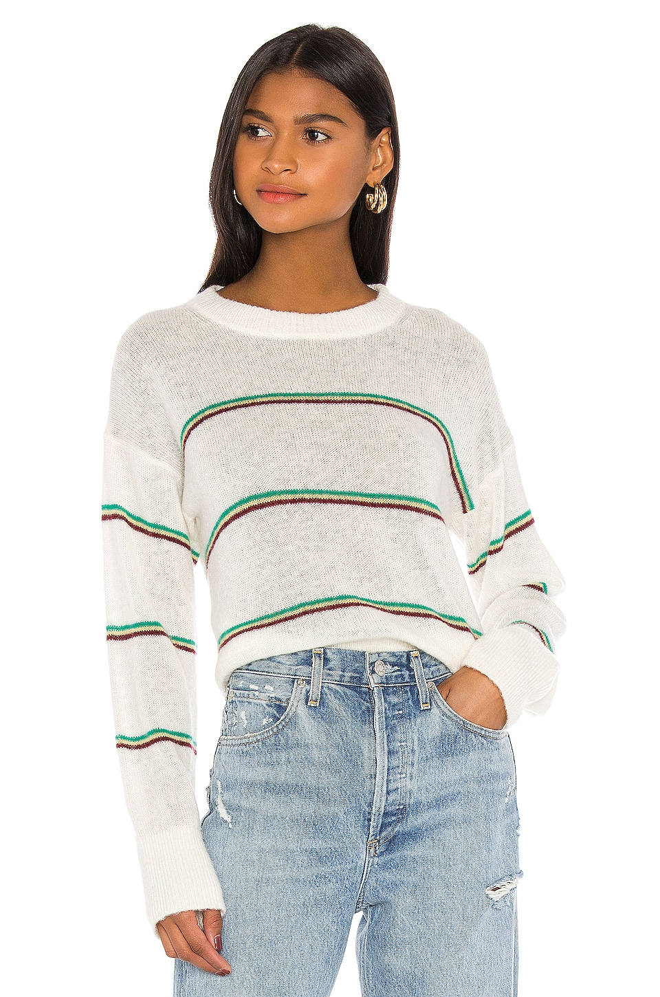 Joie Dreolan Sweater in Porcelain