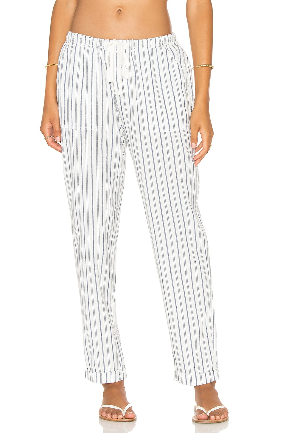 Joie Cindee Pant in Porcelain
