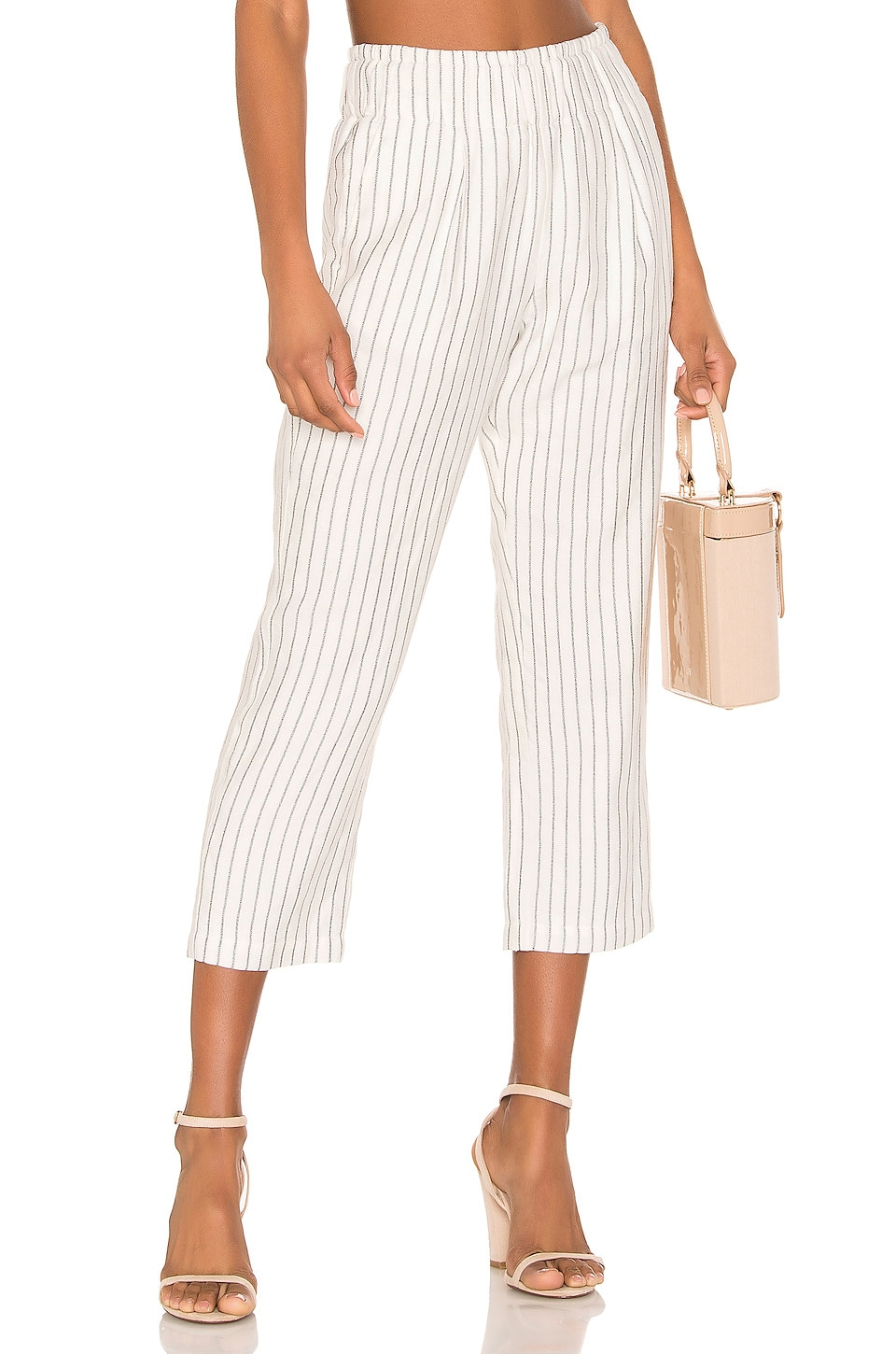 Joie Araona Pant in Porcelain