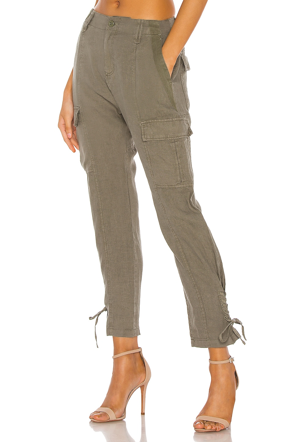 Joie Telutci Pant in Fatigue