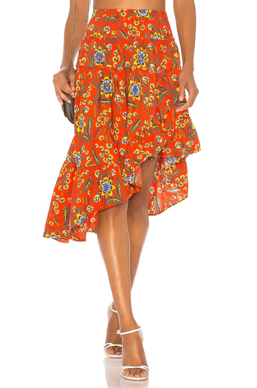 Joie Clarke Skirt in Salsa