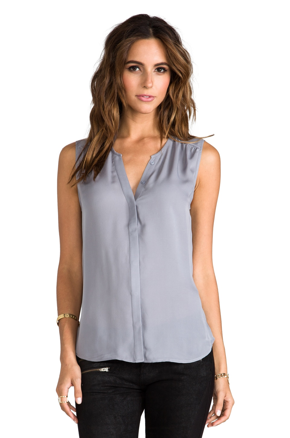 Joie Opalina Tank en Gris Anthracite