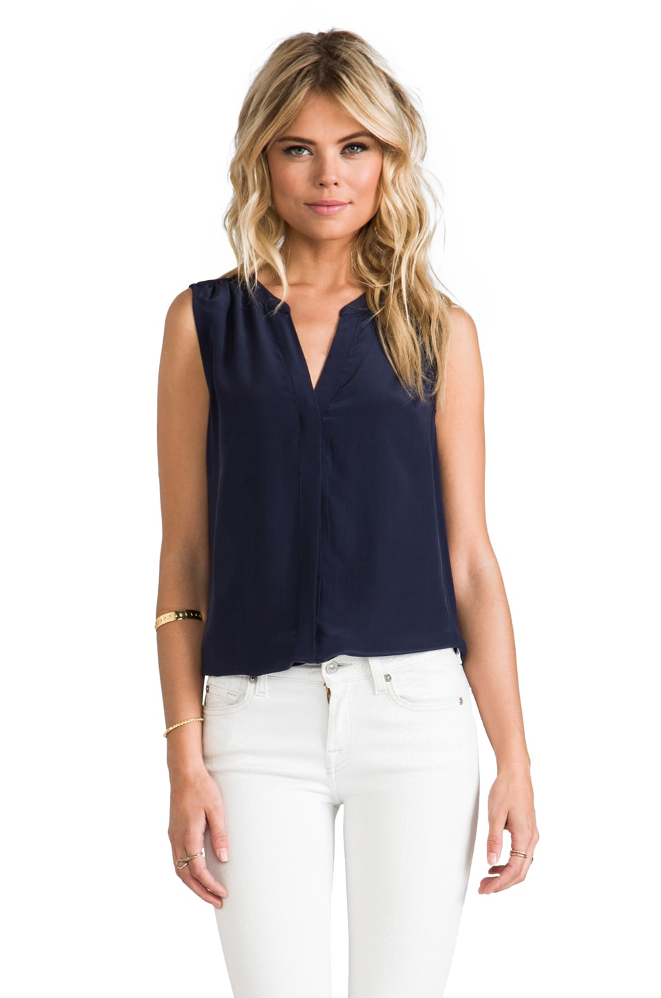Joie Kosta Tank in Dark Navy