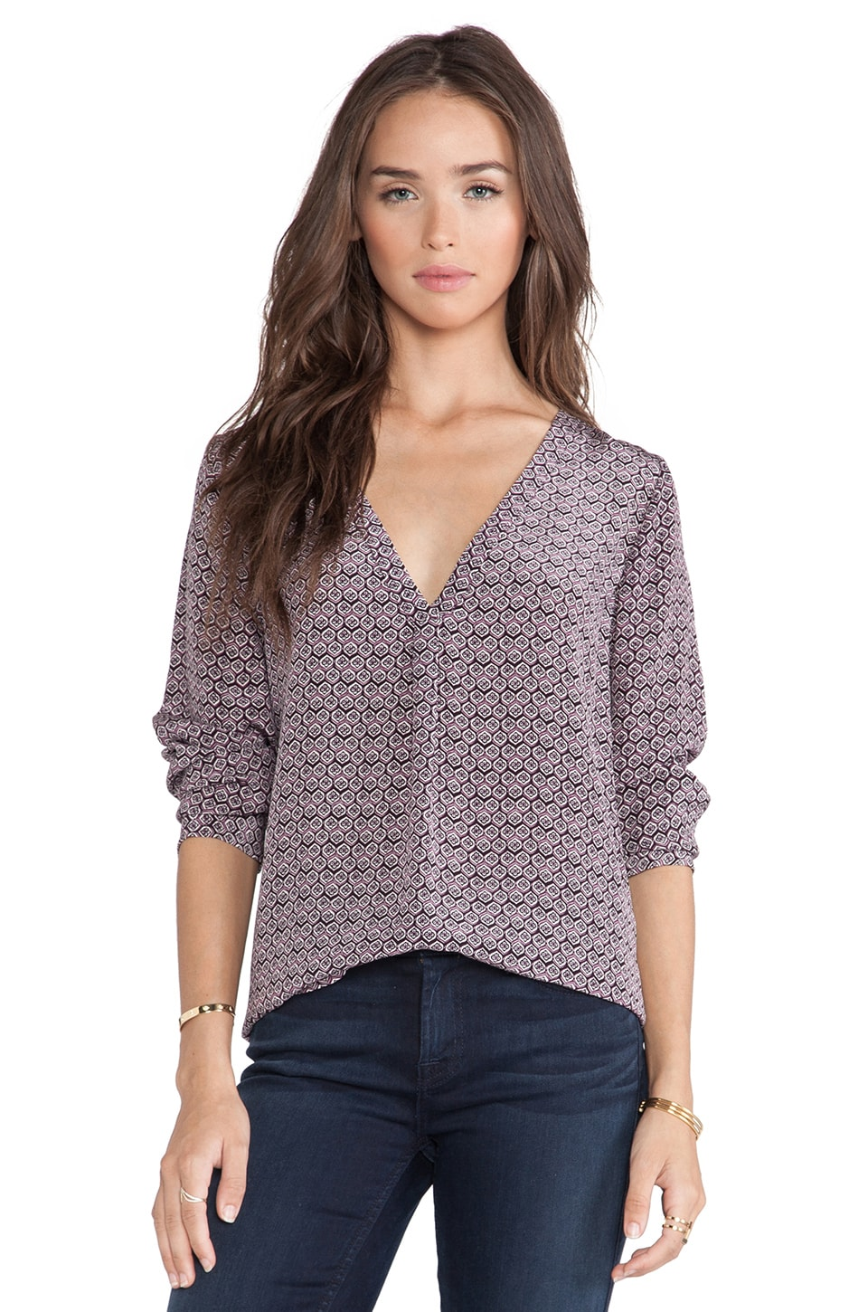 Joie Daryn Blouse in Shiraz