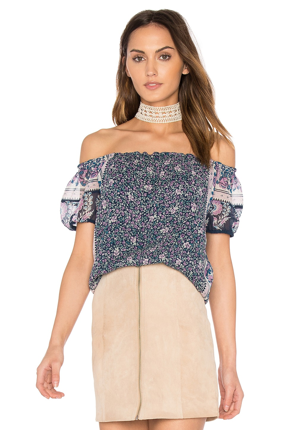 Tinashe Top by Joie
