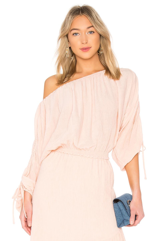 Joie Elazara Top in Summer Pink